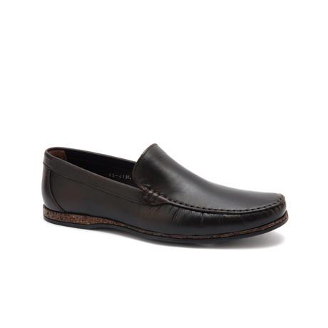 Aston Shoe // Brown (Euro: 40)