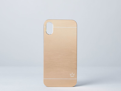 iPhone Cases Sophisticated iPhone Cases + Accessories Slim Aluminum Case // Gold (iPhone 7/8) by Touch Of Modern - Denver Outlet