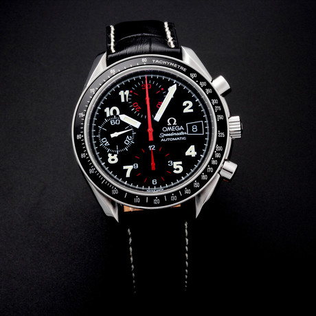 Omega Speedmaster Automatic // Limited Edition // 35138 // Pre-Owned