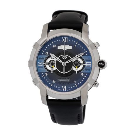 Dewitt Glorious Knight Chronograph Automatic // FTV.CHR.003.RFB