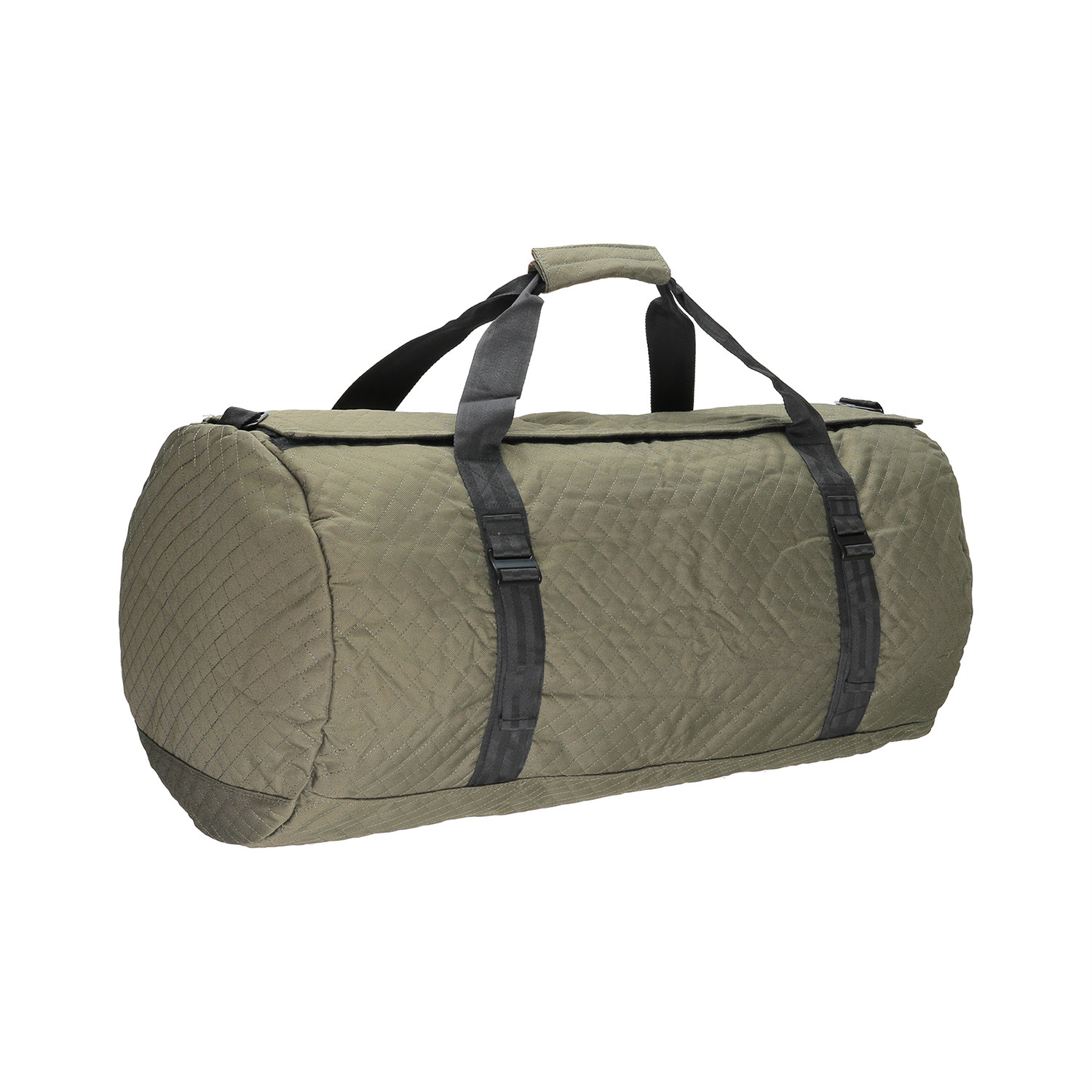 DAILY Quilted Duffle Bag // Green (XL) - AWOL - Touch of Modern : quilted duffle bags - Adamdwight.com