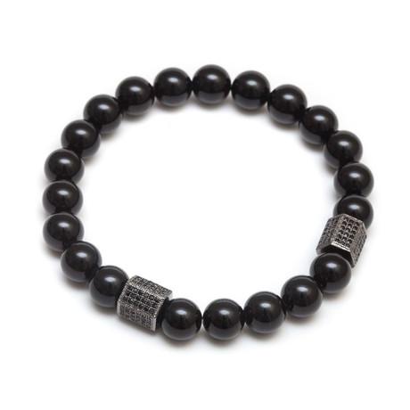 Melbourne Bracelet // Black