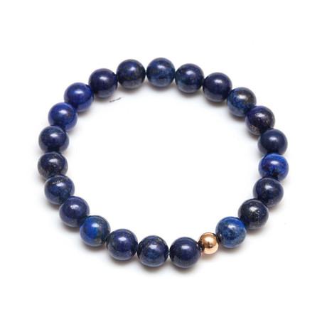 Boston Bracelet // Blue