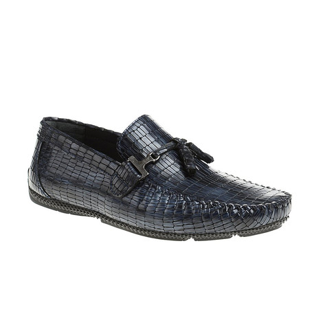 Ralph Dress Shoes // Dark Blue (Euro: 39)