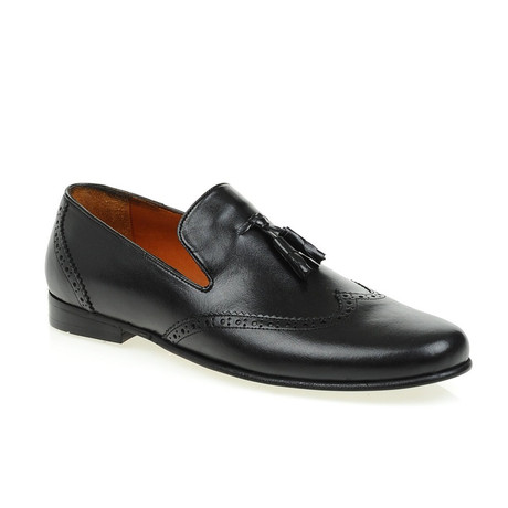 Georgio Dress Shoes // Black (Euro: 39)
