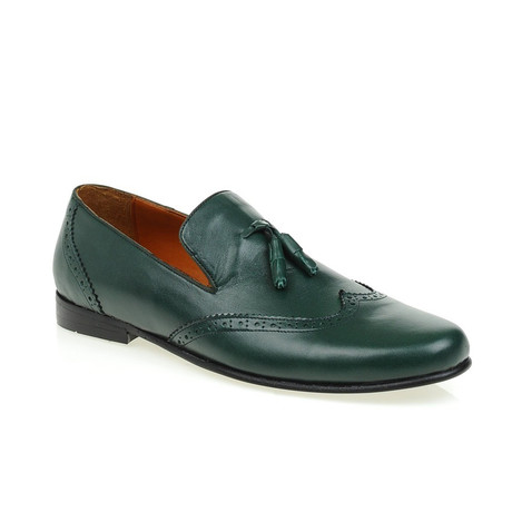 Georgio Loafer // Green (Euro: 39)