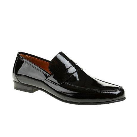 Charles Loafer // Black (Euro: 39)