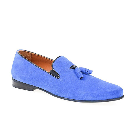 Giovanni Loafer // Blue (Euro: 39)