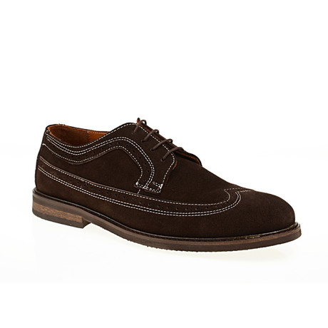 Kevin Modern Dress Shoes // Brown (Euro: 39)