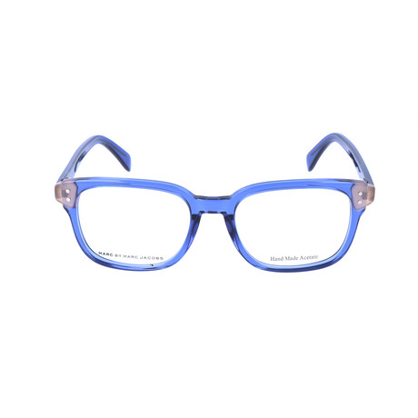 Anderson Frame // Clear Blue