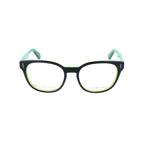 Miller Frame // Black + Green