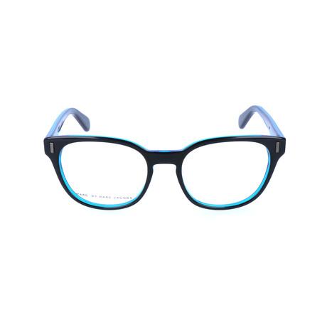 Miller Frame // Black + Blue