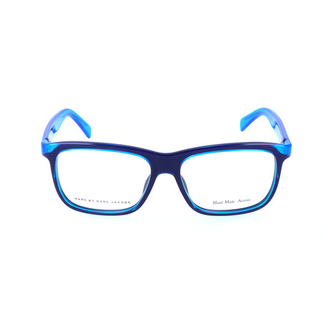 Wilson Frame // Blue + Light Blue