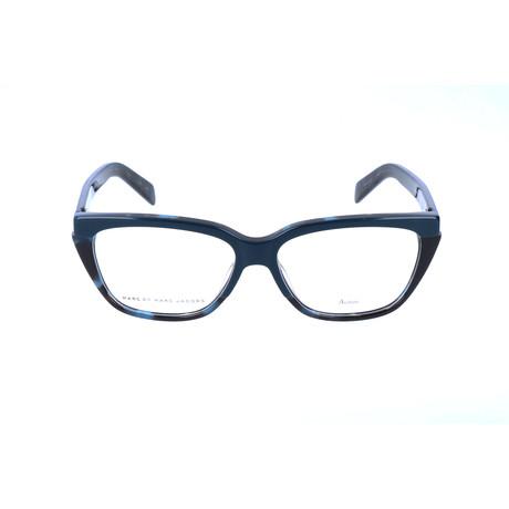 Jackson Frame // Blue Tortoise