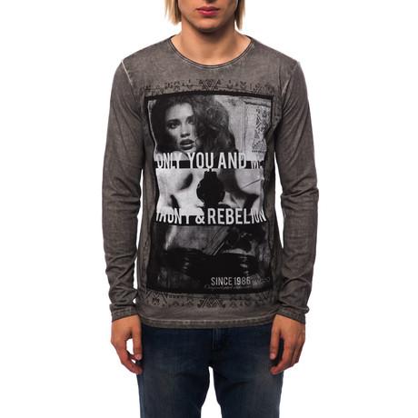 Guerra T-Shirt // Anthracite