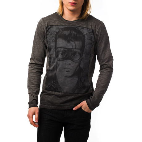 Piras T-Shirt // Dirty Anthracite (S)