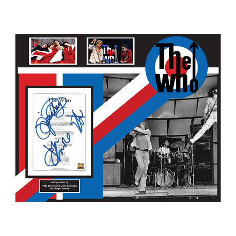 "The Who // ""My Generation"""