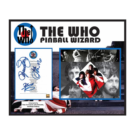 "The Who // ""Pinball Wizard"""