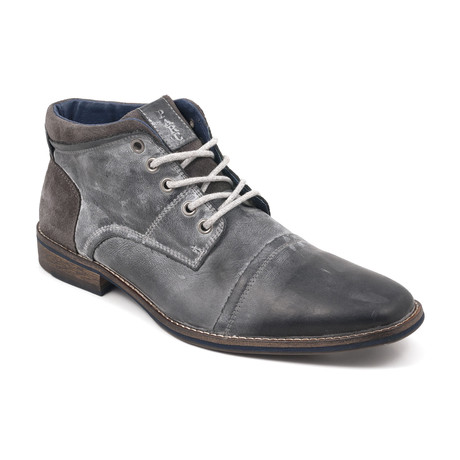 Christie Boot // Charcoal Wash (US: 7)