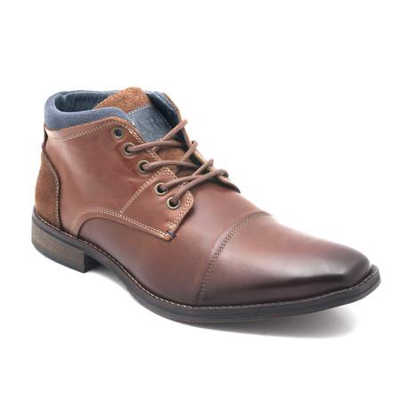 Christie Boot // Cognac (US: 7)