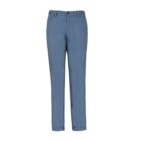 Chino Casual Pant // Cadet Blue (32WX30L)