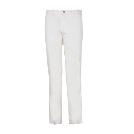 Chino Casual Pant // Ivory (32WX30L)