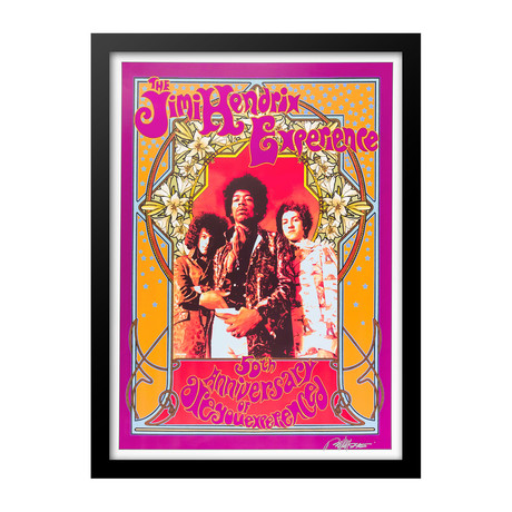 The Jimi Hendrix Experience 50th Anniversary