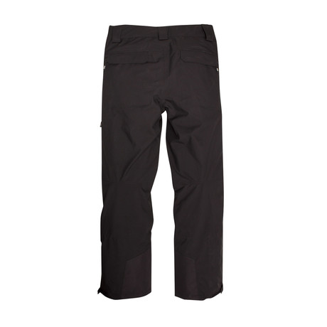Santiam 3 Layer Pant // Anthracite (S)