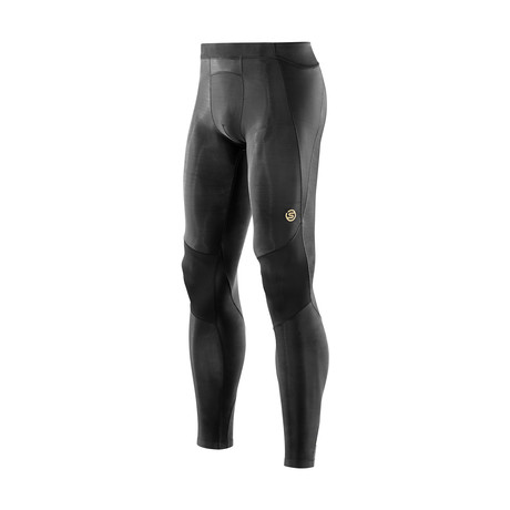 A400 Compression Long Tights // Black (Small)