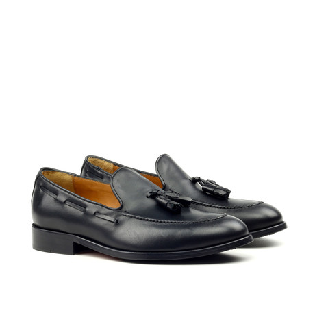 Tassel Loafer // Black (Euro: 39)