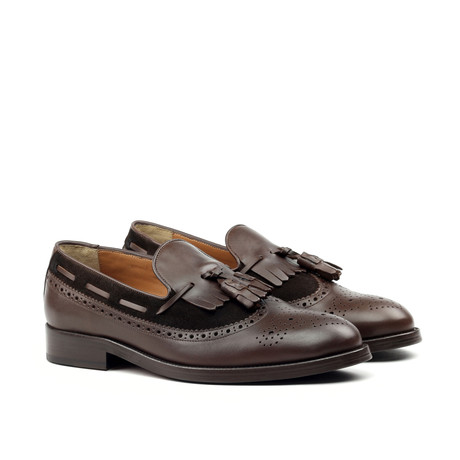 Tassel Brogue // Brown (Euro: 39)