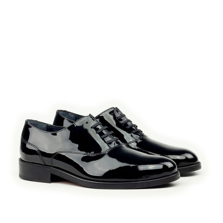 Patent Leather Oxford // Black (Euro: 39)