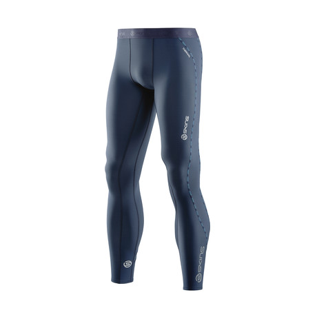 DNAmic Thermal Compression Long Tights // Ash (XS)