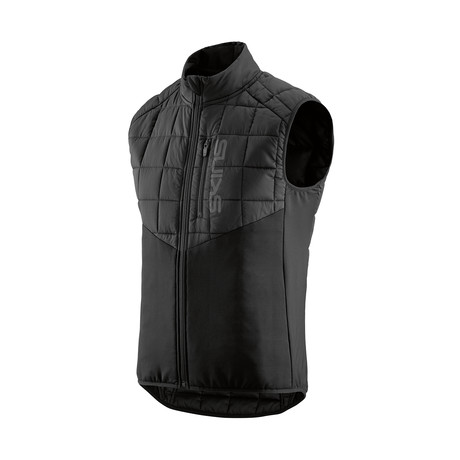 Jedeye Gilet Run Puffer // Black (Small)