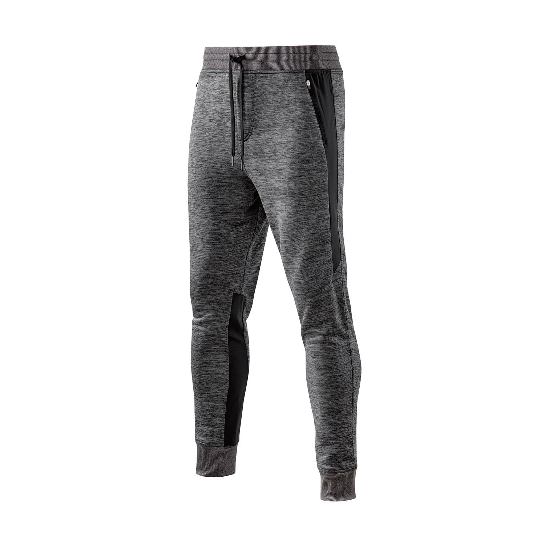 f4ee6da0dc6d0 Binary Tech Fleece Pants // Black Marle (Small) - SKINS - Touch of ...