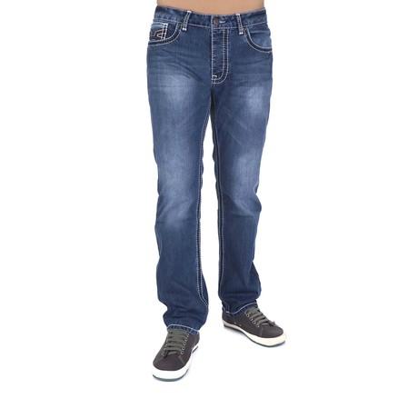 Jeans // Navy