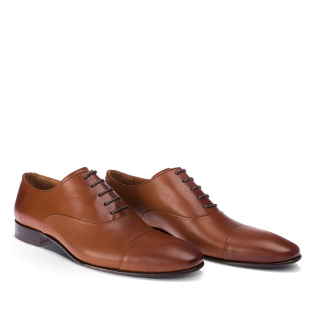 Roscoe Shoe // Tobacco