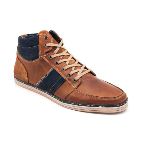 Bronx Boot // Cognac (US: 7)