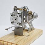 Vacuum Engine Flame Eater