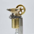 Small Brass Steam Engine