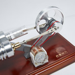 LED Stirling Engine