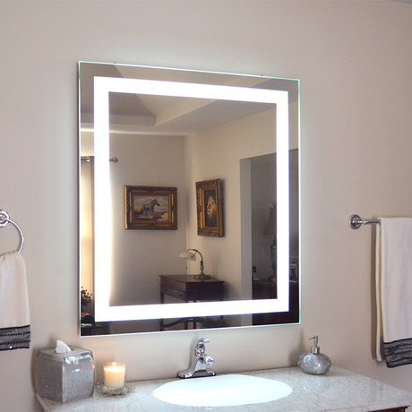Malisa Square Mirror