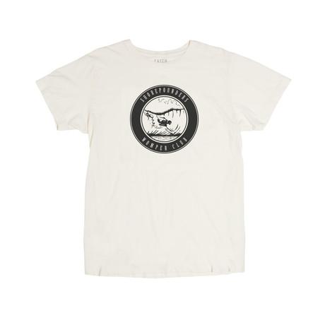 Shore Pounders S/S Tee // White