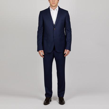 Solid Monaco Suit // Light Navy
