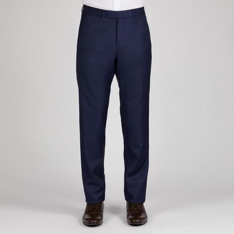 Solid Monaco Pant // Blue