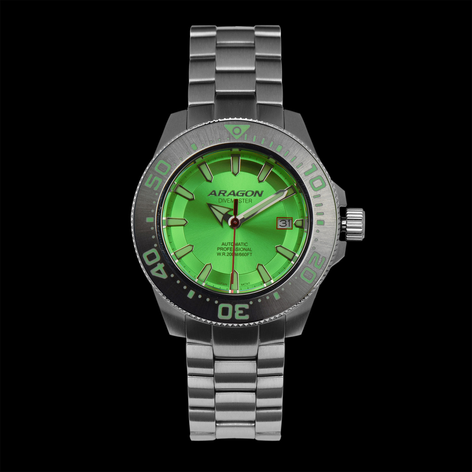 divemaster am com reveiw watch gruppo nov watches gamma watchreport photo