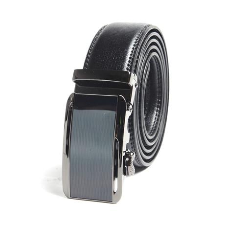 Black Belt // Black Buckle // AEB070