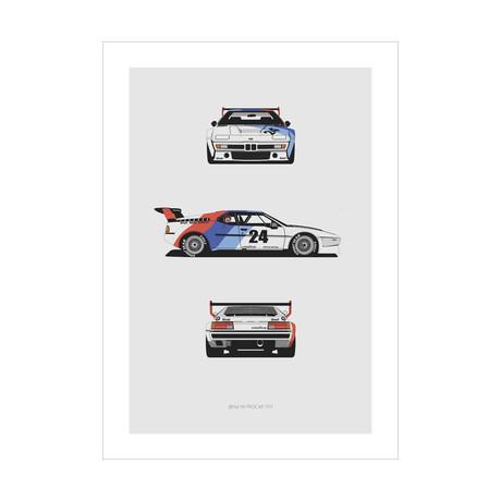 BMW M1 Procar Trilogy