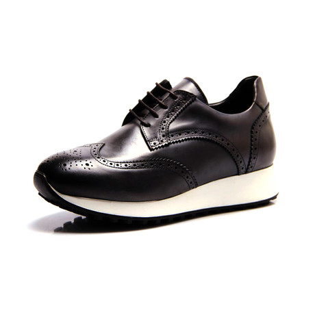 Reprise // Derby Runner // Black (Euro: 40)