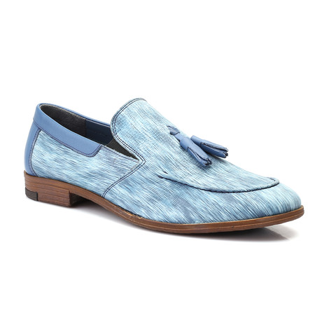 Benjamin Shoe // Blue